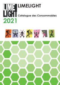 Limelight Bordeaux catalogue de consommables