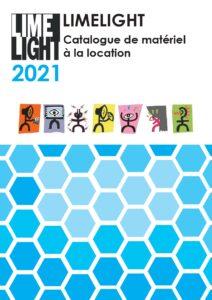 Limelight Bordeaux - catalogue de consommables